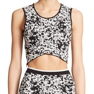 Timo Weiland Carly Crop Top Camo S